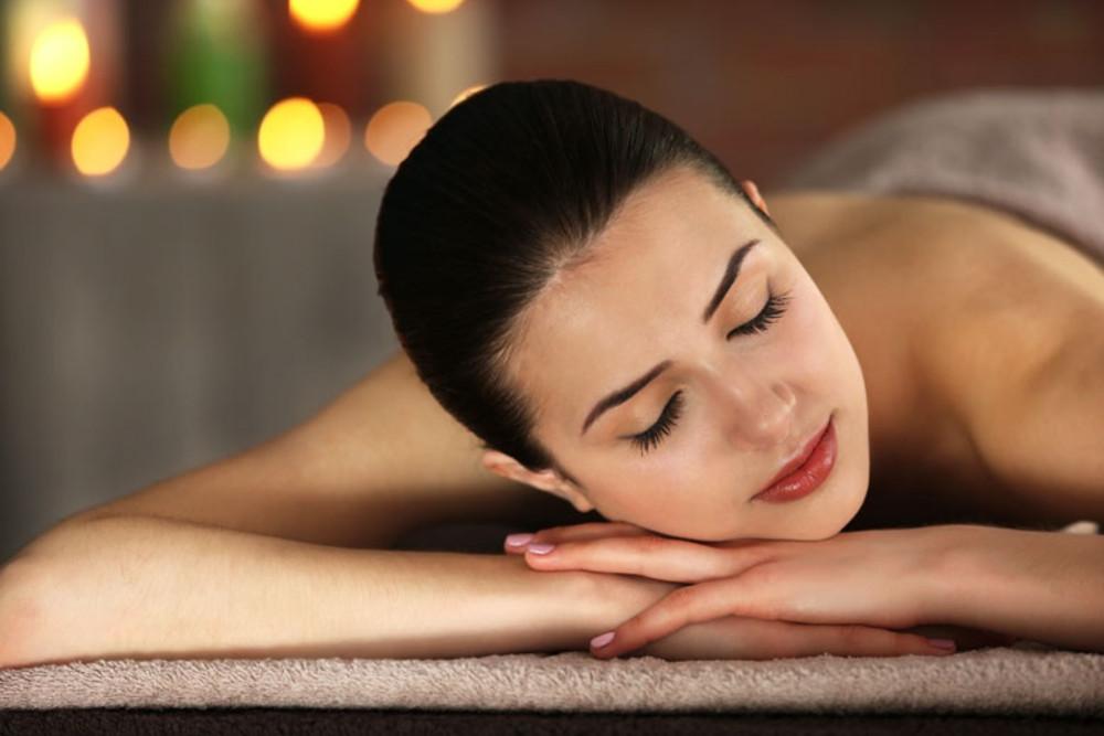 Aromaterapinis atpalaiduojantis masažas