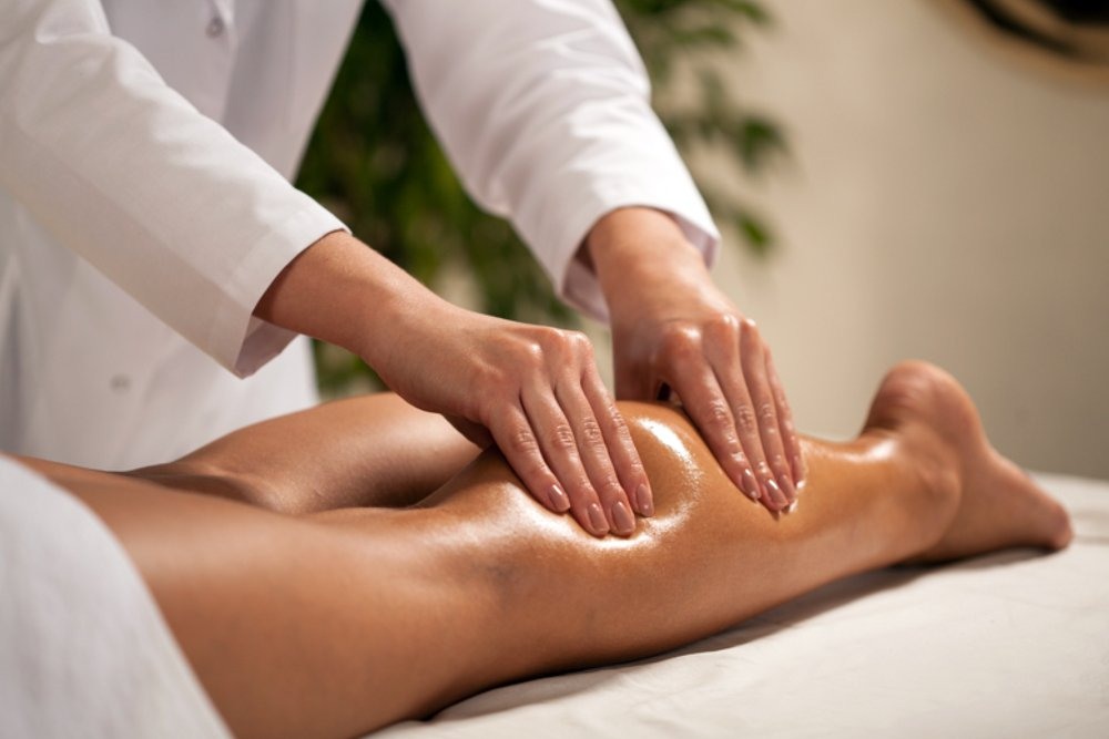 Klasikinis kryžmens juosmens masažas