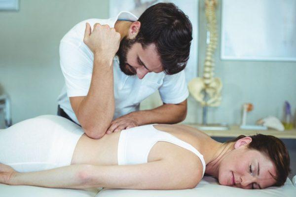 Klasikinis stuburo ir kryžmens masažas